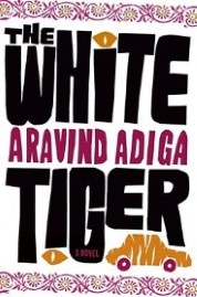 The White Tiger book cover