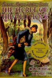 The Secret of the Old Clock book cover
