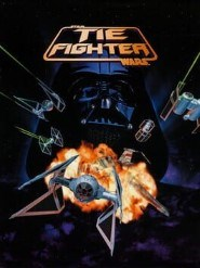 Star Wars: TIE Fighter game poster