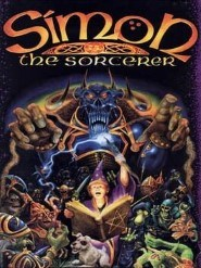 Simon the Sorcerer game poster