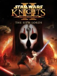 Star Wars: Knights of the Old Republic II - The Sith Lords game poster