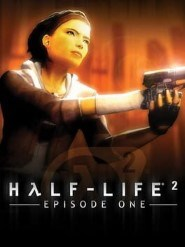 Half-Life 2: Episode One game poster