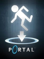 Portal game poster