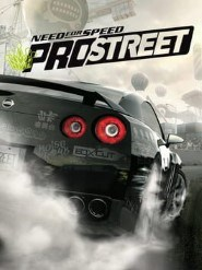 Need for Speed: ProStreet game poster