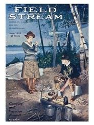 Field & Stream magazine poster
