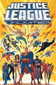 Justice League TV Show poster