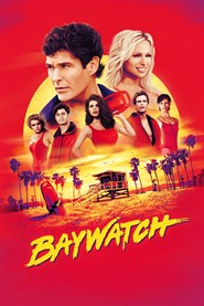 Baywatch TV Show poster