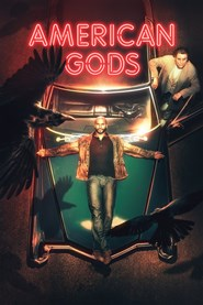 American Gods TV Show poster