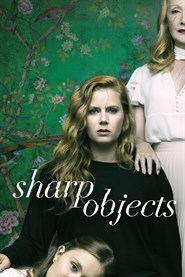 Sharp Objects TV Show poster